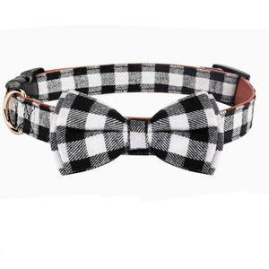 Dog bow collar